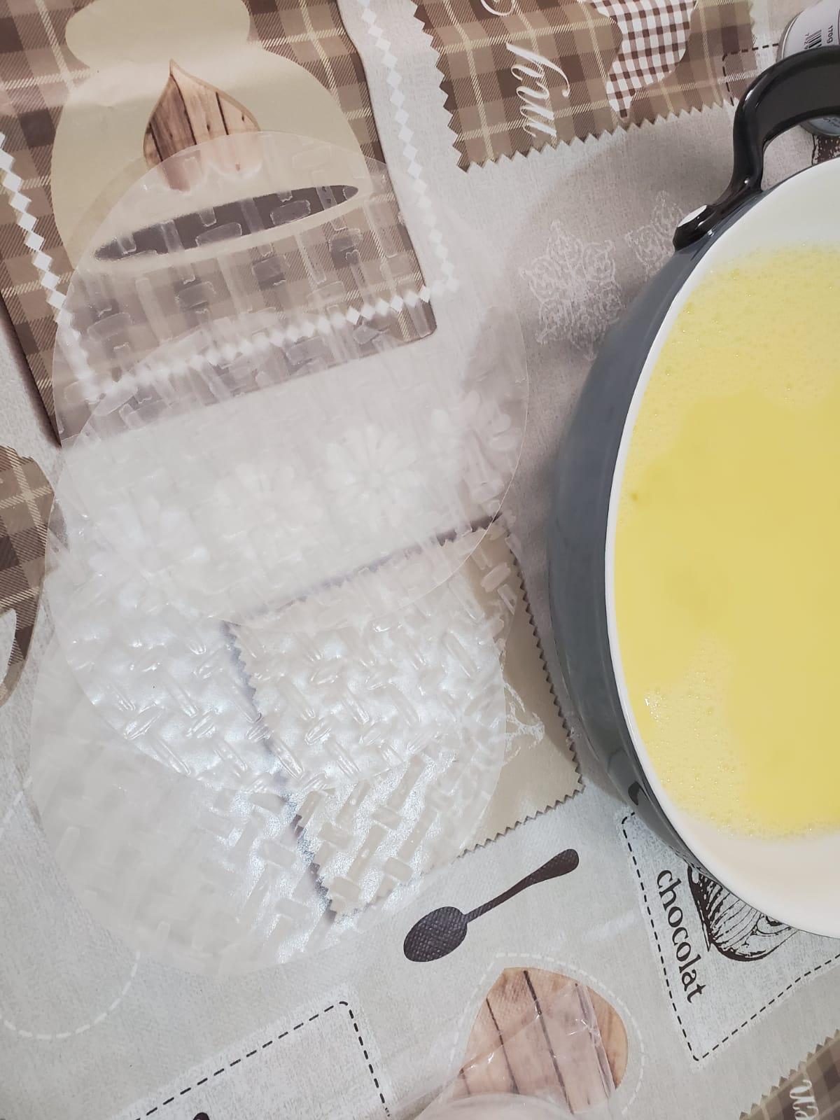 סמבוסק דפי אורז