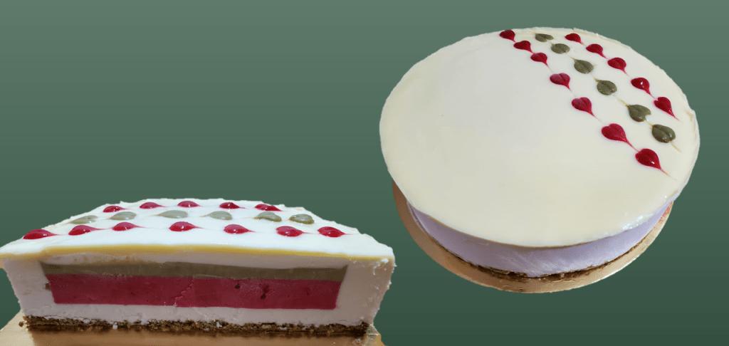 עוגת גבינה שוקולד לבן