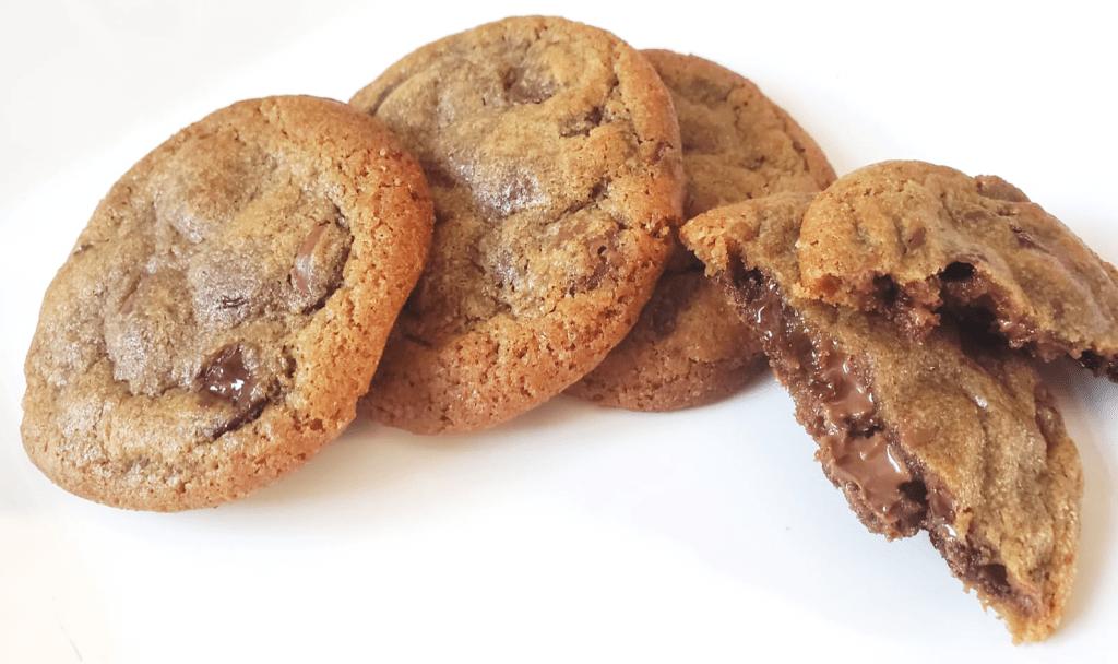 עוגיות שוקוצ'יפס אמיתיות