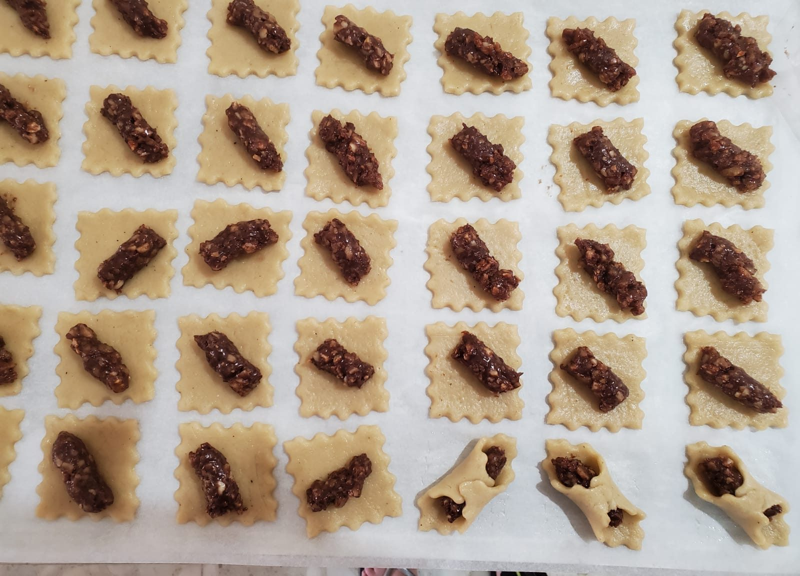 עוגיות מעטפה